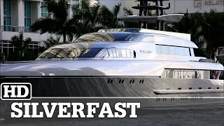 SILVER FAST Yacht | Layover in Miami