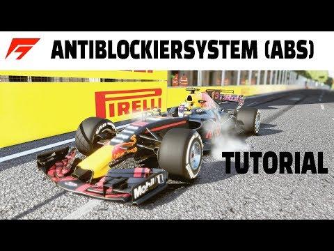 F1 FAHRHILFEN: Bremsen OHNE ABS (ANTIBLOCKIERSYSTEM) Tutorial   Tipps & Tricks   Deutsch/German