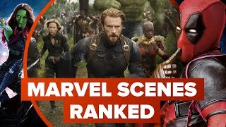 The Best Moment from each MCU movie (now including Avengers: Infinity War)
