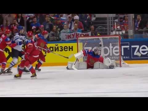 Russia vs Finland 1/4   21.05.16