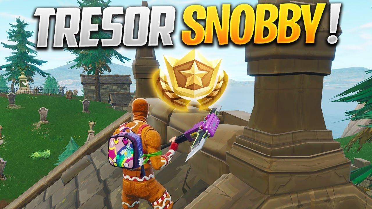 fortnite carte au tresor snobby shores SUIVRE LA CARTE AU TRESOR DE SNOBBY SHORES SUR FORTNITE !   YouTube