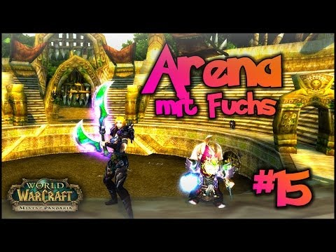 WoW PvP - Rogue/Mage 2er Arena, Ep.15: Fuchs, die Frostprinzessin