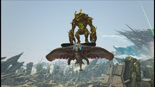 Ark Official PvP | Small Tribes | Sky Titan + Forrest Titan Raid + Base Update