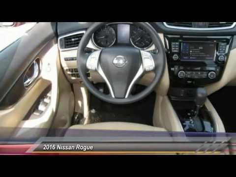 2016 Nissan Rogue Athens Georgia C874172