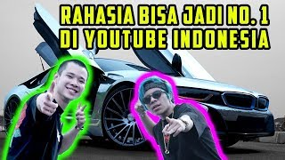 RAHASIA JADI TOP 1 GLOBAL YOUTUBER INDONESIA!! – ATTA HALILINTAR