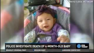 Missing baby girl found dead in grandmother