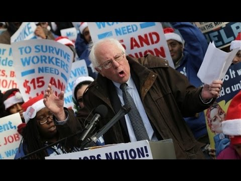 Strategy Discussion in Minneapolis: Bernie Sanders and How to Take On the Billionaire Class