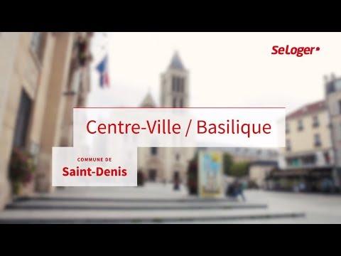 Visite au cœur du quartier Basilique de Saint-Denis