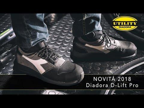 Scarpe Diadora Utility: Antinfortunistiche Best Safety