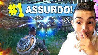 REAL VITTORY WITH An ASSURDA STRATEGY!! - FortNITE