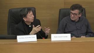 Simposio AsiaNews 2017:  Mons. Savio Hon