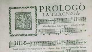 J. Peri & G. Caccini - Euridice ; Prologues