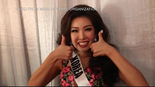 Backstage with Miss Universe 2016 bets on preliminary night