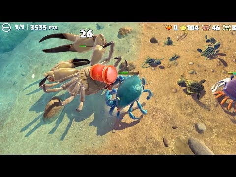 King of Crabs (by Robot Squid) Android Gameplay [HD]