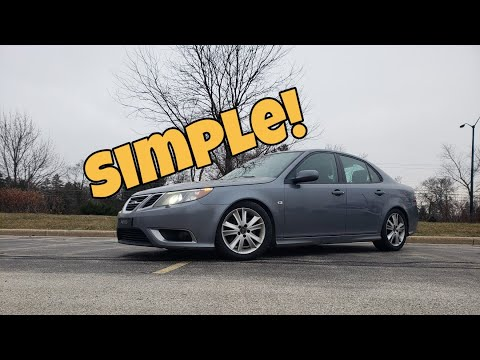Saab DIY: How to Replace Inner and Outer Tie Rods on Your 2003+ Saab 9-3.