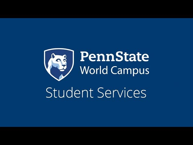 Watch Undergraduate Admissions and Student Services Webinar on YouTube.