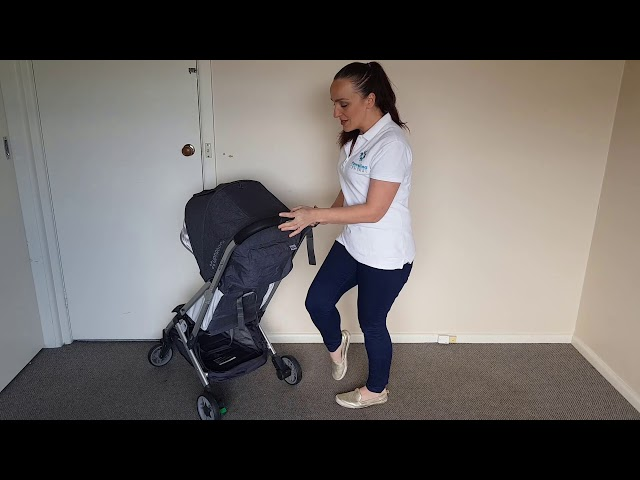 Uppababy Minu Compact Pram Review