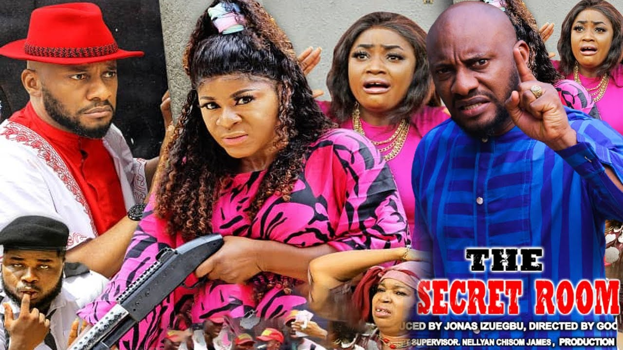 Download THE SECRET ROOM SEASON 3 (NEW HIT MOVIE) - YUL EDOCHIE,DESTINY ETIKO,2020 LATEST NIGERIAN MOVIE