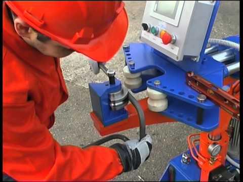 Come piegare un tubo di ferro senza piegatubi doovi for Costruire pressa idraulica