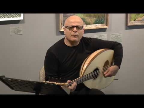 Music As Sacred Path: Music from Lebanon and Egypt with George W. Wakim