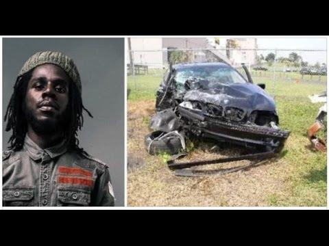 Chronixx Car Crash