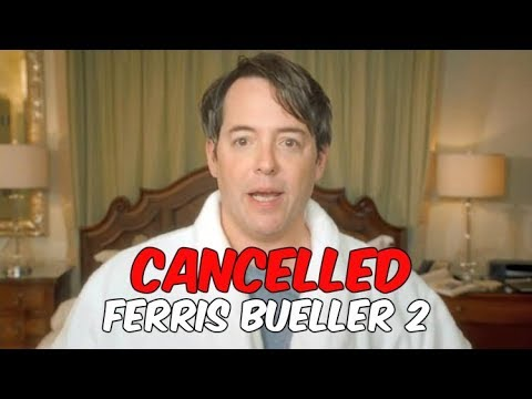 Ferris Bueller 2: Another Day Off- The Cancelled Sequel | Cutshort