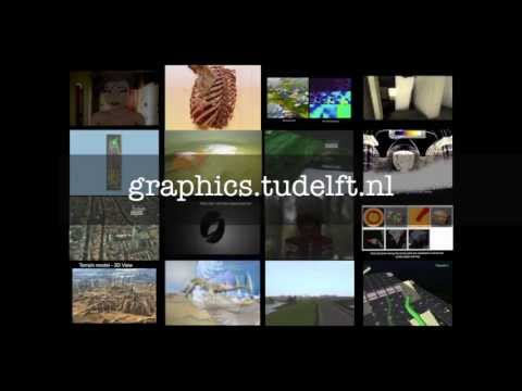 research @ computer graphics and visualization group - TU Delft