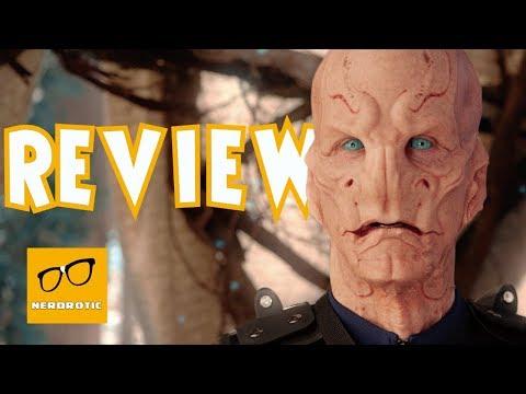 "Star Trek Discovery Episode 8 Review ""Si Vis Pacem, Para Bellum"""