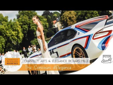 Concours d'Elegance - Chantilly Arts et Elegance Richard Mille 2015