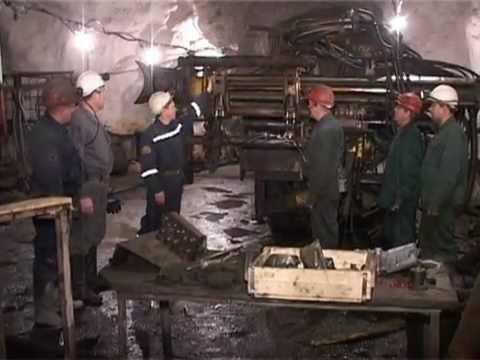 Подземный рудник Гайский гок