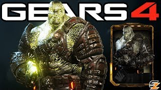 "Gears of War 4 - ""Lambent Grenadier Elite"" Character Multiplayer Gameplay! (Lambent Locust DLC)"
