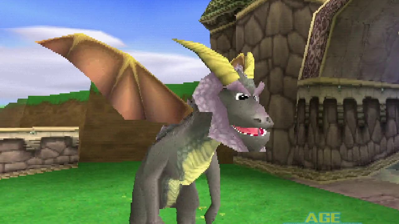 Spyro the Dragon (PSX) Longplay (120% Complete)