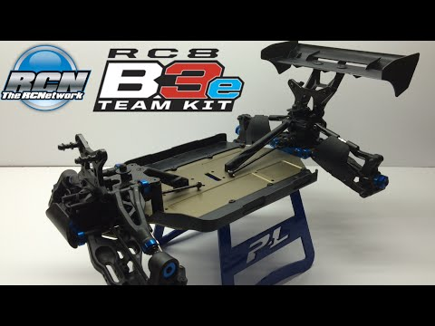 Team Associated RC8B3e - Build Update 1