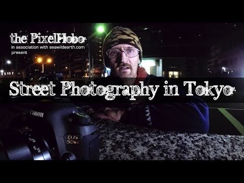 Street Photography in Tokyo with the Irix 15mm f2.4