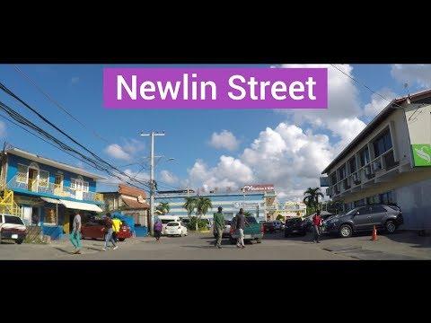 Newlin Street, Ocho Rios, St Ann, Jamaica