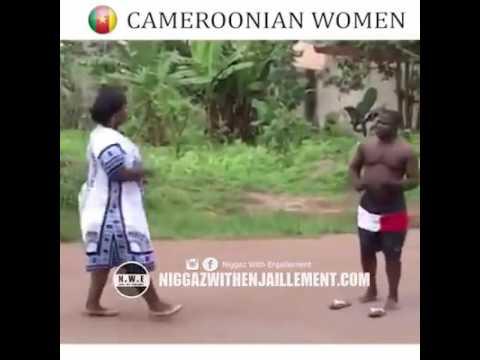 Les françaises vs camerounaises