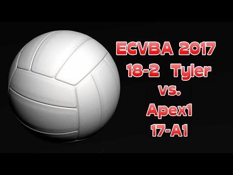 ECVBA 18 Tyler vs Apex1 17 A1