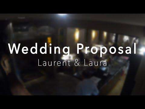 Laurent & Laura - Wedding Proposal
