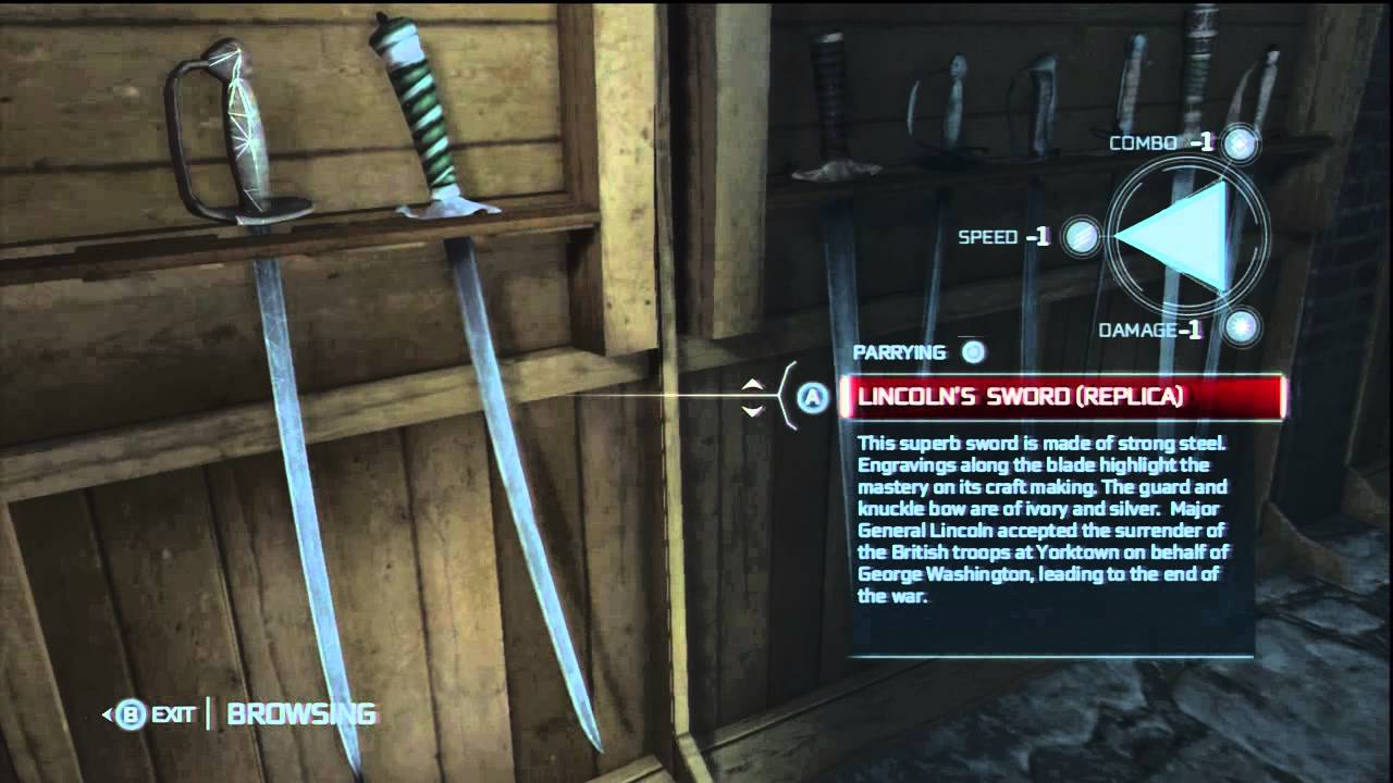 Assassin S Creed 3 Outfits And Armoury Youtube