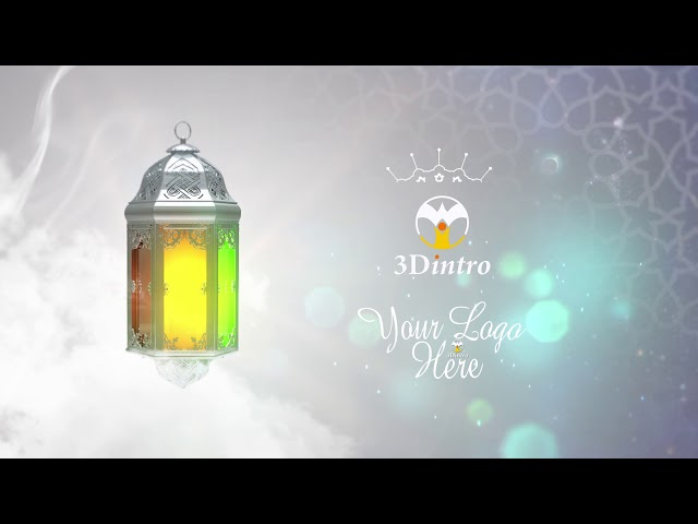 3Dintro.net 374 ramadan logo pack 5 - 3Dintro.net - Intro Video