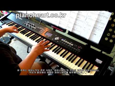 Mission Impossible Main Theme Piano Cover