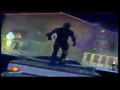 La Parka, Octagón Y Gronda Vs Cibernético, Chessman Y Abismo Negro Guerra De Titanes 2003 P2