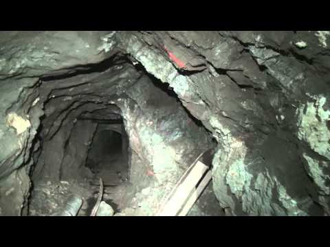 Underground In The Congress Mine