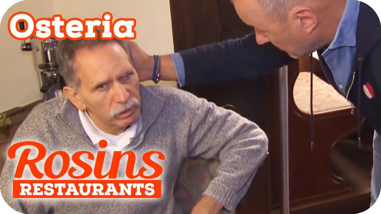 Stefano geht es sehr schlecht: Ist er dem Stress gewachsen? | 4/7 | Rosins Restaurants | Kabel Eins