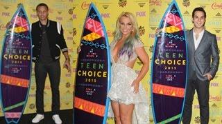 Teen Choice Awards 2015 Winners List: Fifth Harmony, Bella Thorne, Chris Evans & More