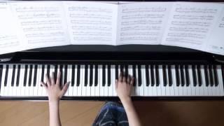 使用楽譜;ぷりんと楽譜・上級、 2016年10月30日 録画.