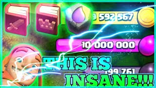 INSANE MAGIC ITEMS SPREE! | TH11 FARMING DARK ELIXIR 2018! | CLASH OF CLANS | ROAD TO TH12 |