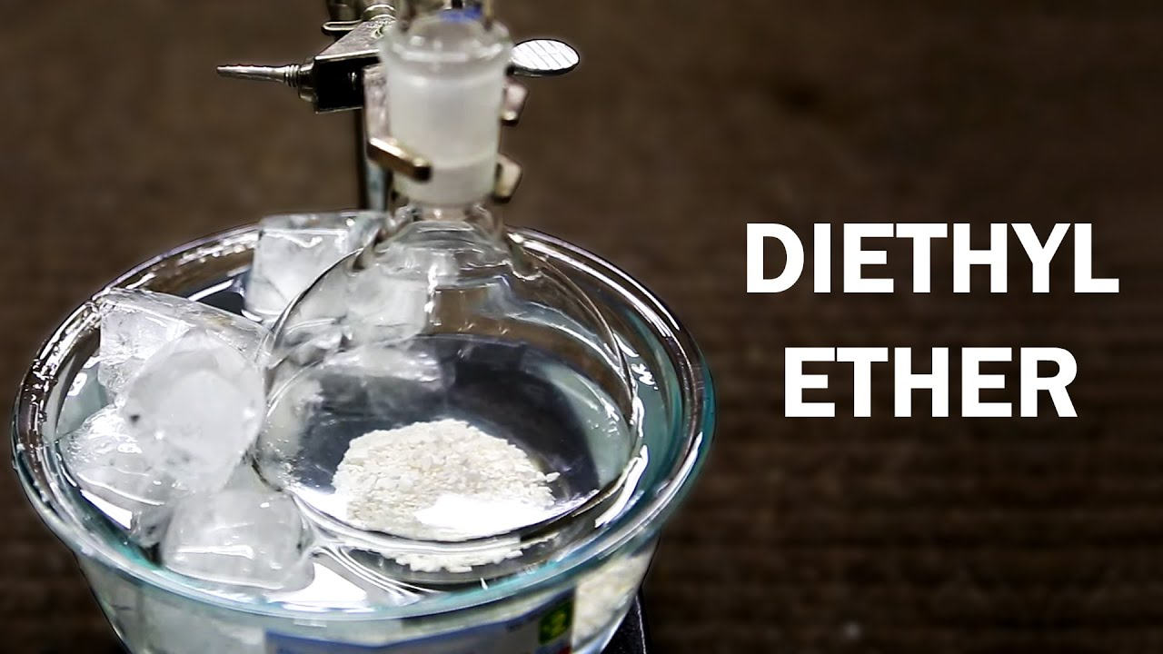how to dry diethyl ether