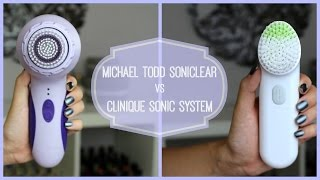 Review & Demo | Clinique Sonic System vs Michael Todd Soniclear Thumbnail
