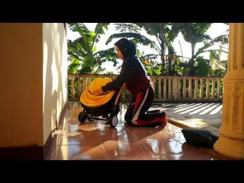 Cara Lipat Stroller Cocolatte otto M N73
